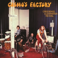 Cover of the track Cosmo's Factory