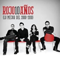 Couverture du titre Rojo 10 Años