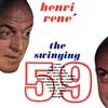 Couverture de l'album The Swinging 59