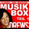 Couverture de l'album Jürgen Drews: Musik Box, Teil 1 (New & Remastered)