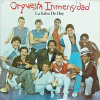 Cover of the track La salsa de hoy