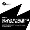 Couverture de l'album Let It Go Remixes (feat. New5ense)