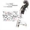 Couverture de l'album Tribute to Charlie Haden (feat. Enrico Pieranunzi & André Ceccarelli)