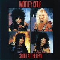 Couverture du titre Shout at the Devil
