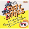 Cover of the album Daft Ditties (A Collection of Humorous & Tastefully Offensive Songs)