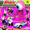 Cover of the album The Aquabats! vs the Floating Eye of Death! And Other Amazing Adventures, Vol. 1