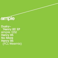 Cover of the track Henry 85 EP - Single