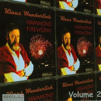 Cover of the track Hammond Fireworks, Vol. 2