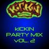 Couverture de l'album Kickin Party Mix, Vol. 2
