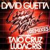 Couverture de l'album Little Bad Girl (feat. Taio Cruz & Ludacris) [Remixes] - EP
