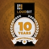 Cover of the album Ten Years of Loudbit Records