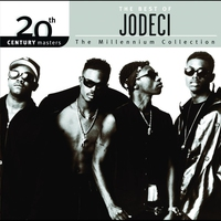 Cover of the track The Best of Jodeci: 20th Century Masters the Millennium Collection