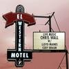 Cover of the album El Western Motel