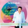 Couverture de l'album À la santé des gens que j'aime (Nu-Disco remix) - Single