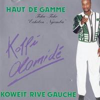 Cover of the track Haut De Gamme - Koweit, Rive Gauche