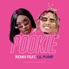 Couverture de l'album Pookie (feat. Lil Pump) [Remix] - Single