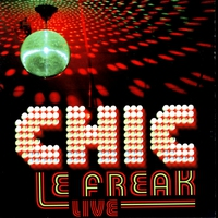 Cover of the track Le Freak Live