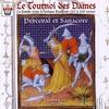Couverture de l'album Tournoi des dames : La femme dans la lyrique française au XII ème & XIII ème siècles