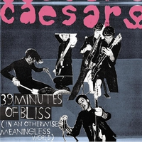 Cover of the track 39 Minutes of Bliss (In an Otherwise Meaningless World)