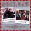 Cover of the album Winning Combinations: The Brothers Johnson & Dazz Band