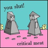 Couverture du titre Critical Meat