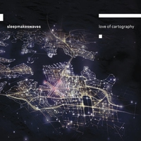 Cover of the track Love of Cartography