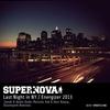 Couverture de l'album Last Night in NY / Energizer 2013