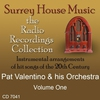 Couverture de l'album Pat Valentino & His Orchestra, Vol. One