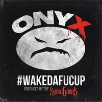 Cover of the track #WAKEDAFUCUP