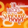 Cover of the album 10 Years of The Sunburst Band (Mixed by DJ Spinna)