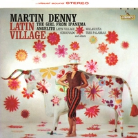 Cover of the track Latin Village