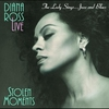Cover of the album Stolen Moments: The Lady Sings Jazz & Blues (Live)
