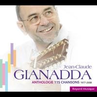Couverture du titre Jean-Claude Gianadda : Anthologie: 115 Chansons (1977-2008)