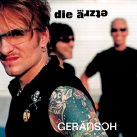 Couverture du titre Geräusch
