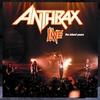 Couverture de l'album Anthrax Live: The Island Years
