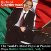 Cover of the album The World's Most Popular Pianist Plays Italian Favorites, Vol. 1