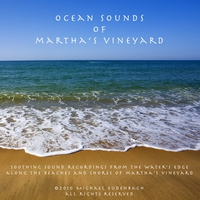Cover of the track Ocean Sounds of Martha's Vineyard