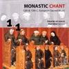 Couverture de l'album Monastic Chant - 12th & 13th Century European Sacred Music