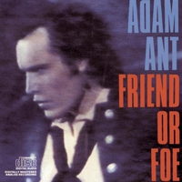 Cover of the track Friend or Foe