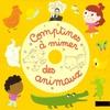 Couverture de l'album Comptines à mimer des animaux