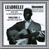 Couverture de l'album Leadbelly Vol. 1 1939-1940