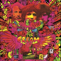 Cover of the track Disraeli Gears