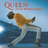 Couverture du titre Live at Wembley Stadium