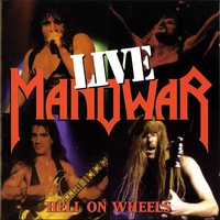 Cover of the track Hell on Wheels: Live