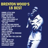Couverture du titre Brenton Wood's 18 Best