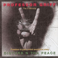 Couverture du titre Disturb n tha Peace (Freedom Is Just a Mind Revolution Away)