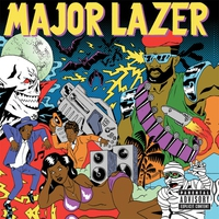 Cover of the track Guns Don't Kill People... Lazers Do