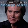 Couverture de l'album 16 Biggest Hits: George Jones