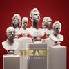 Couverture de l'album The Ark, Arkeology - The Complete Singles Collection
