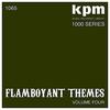 Couverture de l'album KPM 1000 Series: Flamboyant Themes (Volume 4)